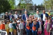OKULLAR HAYAT OLSUN - Boyalıca İlkokulu'na Beyaz Bayrak
