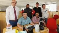 YUNUSLAR - Burhaniyeli Çiftçilerden Hibe Desteğine Yoğun İlgi