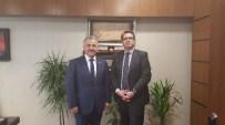 PAVEL - Çek Büyükelçi'den AK Parti Kars Milletvekili Arslan'a Ziyaret