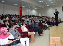 ÇOMÜ'de Verimli Ders Çalışma Ve Motivasyon Konferansı