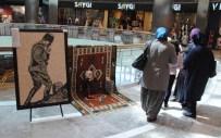 ERHAN GÜNAY - 'İlmek İlmek İşlenen Hayaller Taşlar Ve Düşler' İsimli Güzel Sanatlar Sergisi Park Afyon AVM'de Açıldı