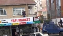 GAZ BOMBASI - İstanbul'da rehine operasyonu