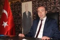 DOKTRIN - MHP İl Başkanı Tekin Açıklaması 'Bu Bir Bayrak Yarışı'