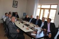 SÜLEYMAN ERDOĞAN - Pazarlar KHGB Meclis Toplantısı Yapıldı