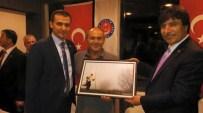 TÜRK SAĞLıK SEN - Türk Sağlık-Sen Genel Başkan Yardımcılarından Türk Sağlık-Sen Eskişehir Şubesine Ziyaret