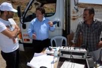 TERMAL TESİS - Aksaray Belediyesi, Tuzlu Suyu Turizme Kazandırmayı Hedefliyor