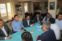 HAKAN KILIÇ - Didim Karadenizliler Derneği AK Parti Yönetimini Ağırladı
