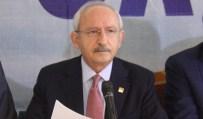 İNSAN HAKLARI RAPORU - Kılıçdaroğlu'ndan Hükümete Çağrı