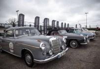FORD MUSTANG - Klasik Otomobiller Yarışacak