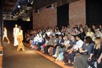 ALPER SALDIRAN - Şiddet Temalı Defile İle Alsancak Moda Günleri Başladı