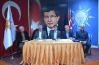 MUSTAFA KAÇMAZ - AK Parti Belediye Meclis Üyeleriyle İstişare Toplantısı Yaptı