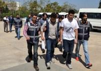 MUVAZZAF ASKER - Antalya Merkezli Fetö/Pdy Operasyonu Şüphelileri Adliyede