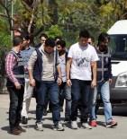 MUVAZZAF ASKER - Antalya Merkezli Fetö/Pdy Operasyonunda 14 Tutuklama