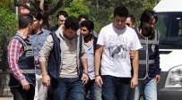 MUVAZZAF ASKER - FETÖ Operasyonunda 14 Tutuklama