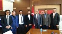 ŞAHİNBEY KAYMAKAMI - Genç TÜMSİAD'tan Şahinbey Kaymakamı'na Ziyaret