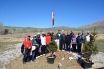MEFTUN - Gümüşhaneli Dağcılar Şehit Erdem Keskin'i Unutmadı