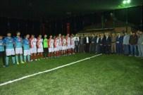 AHMET DURSUN - Bafra'da 1. Çeltik Halı Saha Turnuvası Başladı