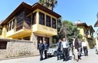 CANLI HEYKEL - Başkan Uysal'dan Kaleiçi Trafiğe Kapatılsın Çağrısı