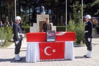 BAHATTİN ÇELİK - Bingöllü Şehit Polis İçin Mardin'de Tören Düzenlendi