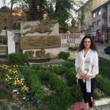ZEYNEP KIZILTAN - Diriliş Ertuğrul Dizisinin Goncagül Hatun'undan Ertuğrul Gazi Türbesine Ziyaret