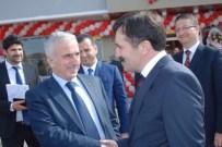 MUSTAFA GÜVENLI - Erzurum'dan Malatya'ya Bilgi Teknolojileri Yatırımı