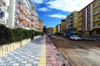 MEHMET BUYRUK - Eşref Bitlis Caddesi'nde, Çalışmalar Devam Ediyor