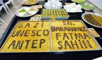 UNESCO - Fatma Şahin'in Künefe Tatlısına Yazdılar