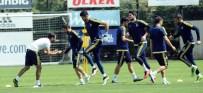 RAUL MEIRELES - Fenerbahçe'de Torku Konyaspor Maçı Hazırlıkları Başladı