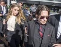 KARAYIP KORSANLARı - Johnny Depp'in eşi 'köpek kaçakçılığı'ndan suçlu bulundu