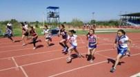 MUSTAFA NECATİ - Kardeşköy Pisti Küçük Atletleri Ağırladı