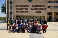 MALABADI KÖPRÜSÜ - Kent Tanıtım Gezileri Surlu Çocuklarla Başladı