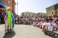 NURETTIN SÖZEN - Maltepe Sokaklarında 23 Nisan Coşkusu