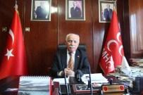 MEHMET ERDEM - MHP Malatya İl Teşkilatı'ndan, Bahçeli'ye Destek