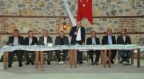 MEVLÜT YIĞIT - Milletvekili Baloğlu Ve Başkan Akkaya Muhtarlarla Buluştu