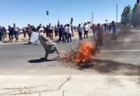 MEHMET ÇIÇEK - Şanlıurfa'da çiftçiler terör estirdi!