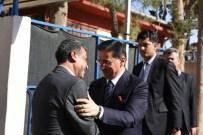 Vali Topaca Suriyeli STK Temsilcileriyle Bir Araya Geldi