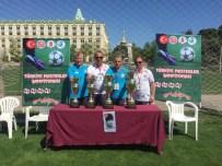Afyon Masterler Türkiye Şampiyonu Oldu