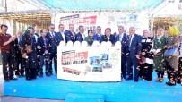 KENAN ÇIFTÇI - Altuncan Hatun Toplantı Ve Spor Merkezinin Temeli Atıldı