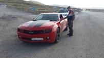 CHEVROLET - Jandarmadan Kaçak Otomobil Operasyonu