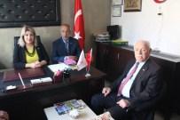 MEHMET ERDEM - MHP'den BBP'ye Kutlu Doğum Ziyareti