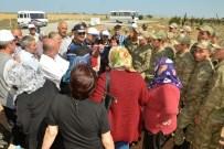 LALA MUSTAFA PAŞA - Pamukkaleli Gaziler KKTC Gezisini Tamamladı