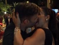 RICKY MARTIN - Ricky Martin'le öpüşmek için 90 bin dolar