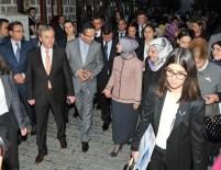Sare Davutoğlu Ulucanlar'da