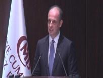 ERDEM BAŞÇI - Yeni Merkez Bankası Başkanı'ndan İlk Konuşma