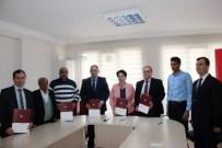 HASAN AKSOY - 'Eğitim, Sosyal Yardımlar Ve İstihdam' Protokolü İmzalandı