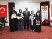 İMAM HATİP ORTAOKULLARI - İmam Hatip Ortaokulları Arasında Arapça Yarışması Düzenlendi