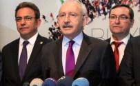 SİLAH DEPOSU - Kılıçdaroğlu'ndan 'Reza Zerrab' Açıklaması