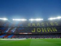 CRUYFF - Nou Camp'ta Cruyff için gözyaşları sel oldu