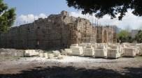 BEKIR ALTAN - Payas'ta Tarihi 'Cin Kule' Restore Ediliyor