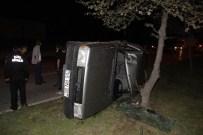 MEHMET ALI ÇAKıR - Samsun'da Trafik Kazası Açıklaması 3 Yaralı